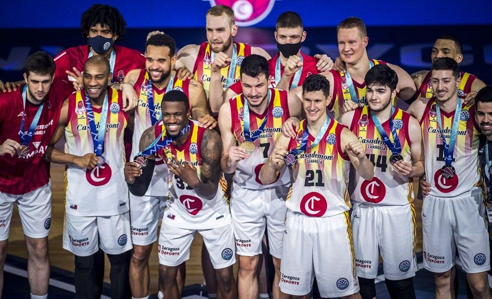 Casademont Zaragoza supera a Strasbourg y termina tercero la BCL