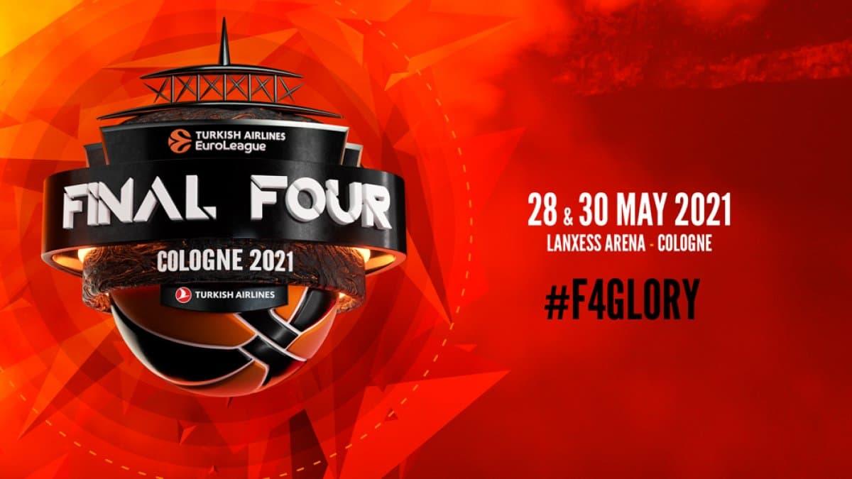 Final Four Euroliga: fechas, horarios y cruces