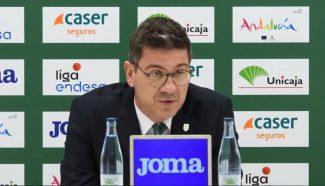 Las palabras de Katsikaris tras la derrota de Unicaja ante el Real Madrid
