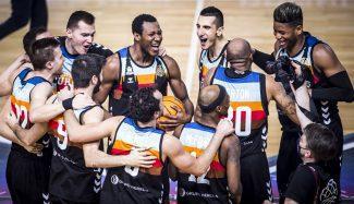 Hereda San Pablo Burgos, campeón de la Basketball Champions League