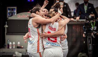 Directo: España vs Japón, Preolímpico femenino 3×3. Las ganadoras, billete para los JJOO