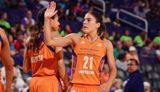 Marta Xargay debuta en pretemporada con Phoenix y es descartada para la temporada WNBA