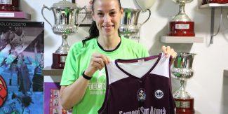 Núria Martínez vuelve a jugar: ficha por el Sant Adrià