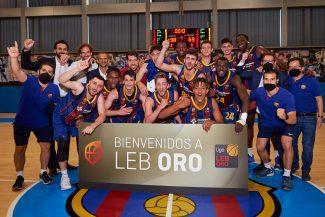 El Barça B renuncia a LEB Oro: el Lleida jugará su lugar y ellos estarán en EBA