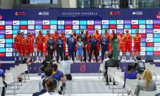 Espectacular presentación de la Selección 2021 con sorpresa en la sede central de Endesa