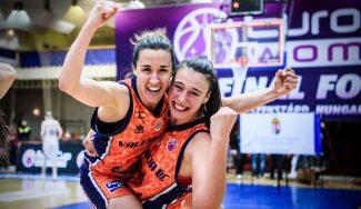 Valencia Basket jugará la previa de la Euroliga tras ganar la Eurocup