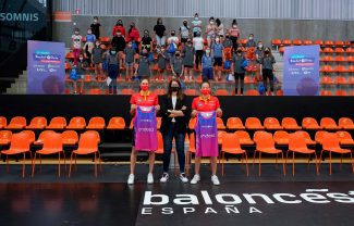Endesa apuesta por la sostenibilidad y el futuro de las jóvenes jugadoras en el Eurobasket 2021