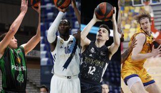 12 jugadores que militan en equipos españoles se presentan al Draft. Aquí tienes la lista completa de internacionales