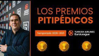Los Premios Pitipédicos de la temporada en la Euroliga: Piti Hurtado se moja con unos premios diferentes