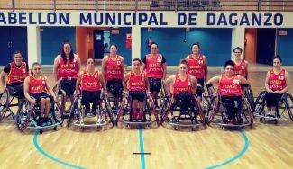 Convocatoria de la Selección Española femenina de BSR para los Juegos Paralímpicos de Tokio