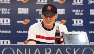 «Me siento como en casa»: Las palabras de Dusko Ivanovic tras su renovación con el Baskonia