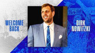 Dirk Nowitzki vuelve a los Dallas Mavericks como asesor de la franquicia