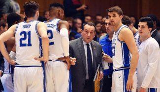 Mike Krzyzewski dejará los banquillos al acabar la temporada tras 41 años en Duke