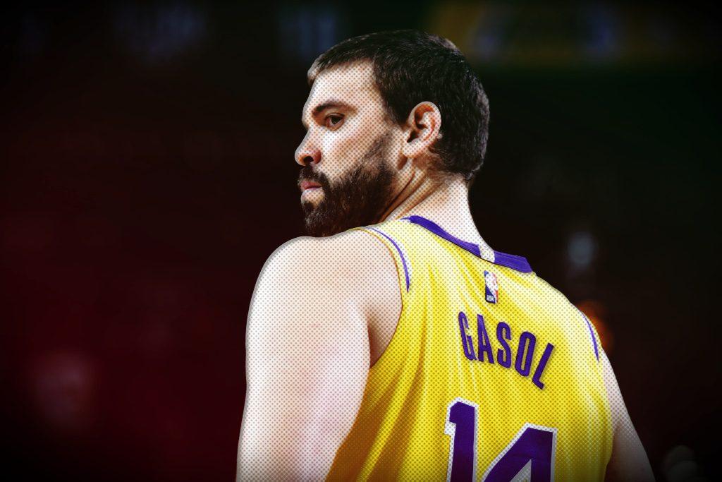 Marc Gasol, traspasado por los Lakers. ¿Rumbo a España?