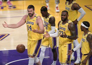 ¡Eliminados los Lakers! Los Suns se cargan de esta manera al actual campeón