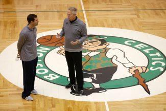 Revolución en los Boston Celtics: adiós a Danny Ainge y Brad Stevens pasa a los despachos
