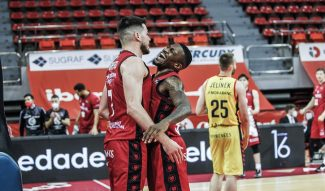 El Casademont Zaragoza anuncia la situación de su plantilla para la próxima temporada
