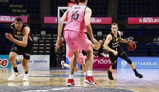 Huertas y Shermadini fuerzan el 3º partido de la semifinal entre Lenovo Tenerife y Barça