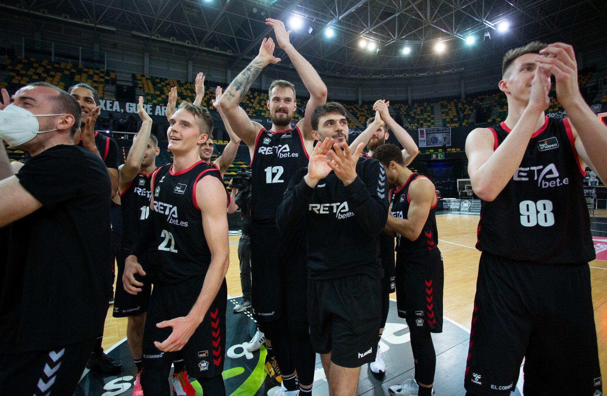 ¿Cómo está la plantilla del Bilbao Basket? Repasamos cómo afronta el mercado