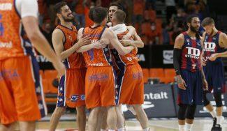 Kalinic marca la diferencia y mete a Valencia Basket en semifinales