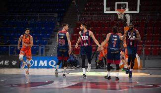 TD Systems Baskonia fuerza el 3º partido en cuartos de final ante Valencia Basket