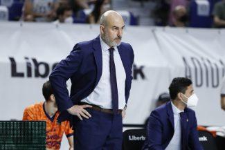 La rueda de prensa completa de Ponsarnau tras igualar la eliminatoria ante el Real Madrid