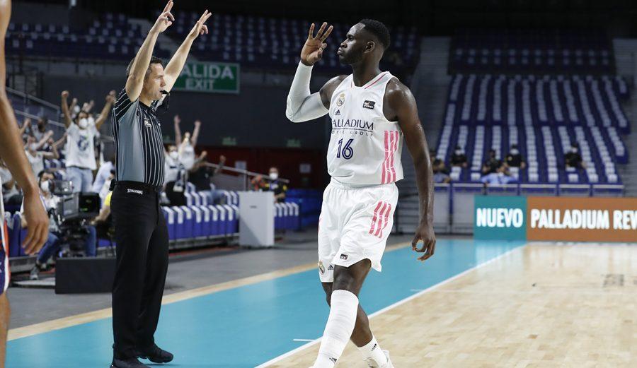 El partidazo de Usman Garuba en el 3º y decisivo encuentro de semifinales