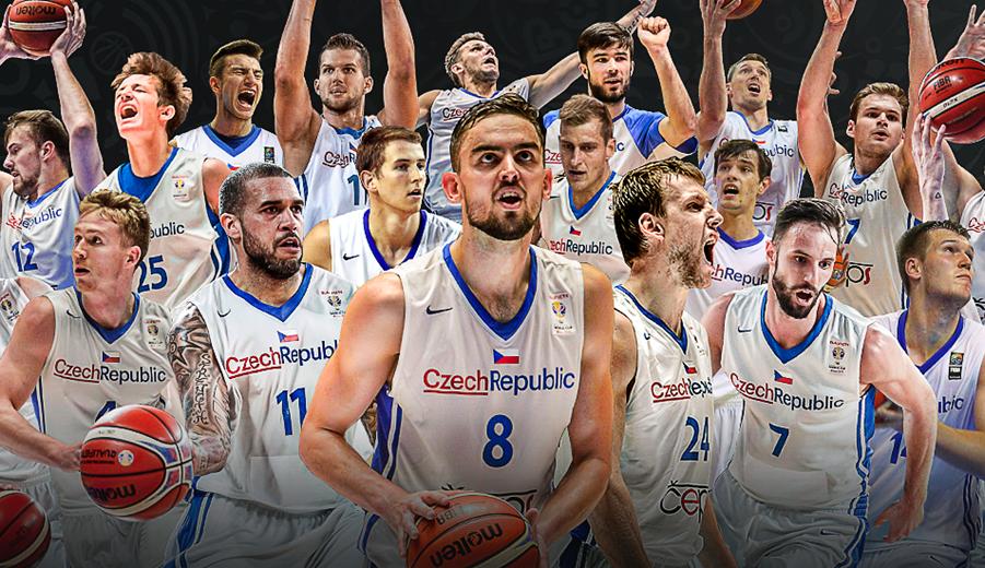 La lista de 18 jugadores de la República Checa para el preolímpico
