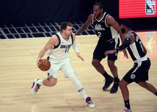 La última exhibición de Doncic no basta ante Kawhi: los Clippers eliminan a Dallas Mavericks