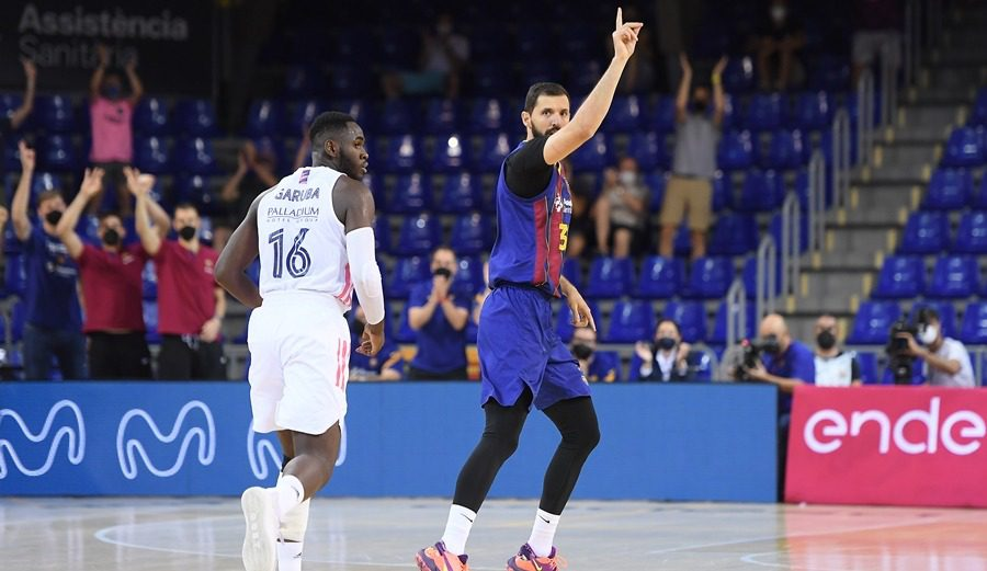 Nikola Mirotic gana el MVP de la Final de la Liga Endesa 2021