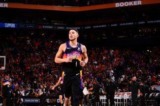 Los Suns ganan el primer duelo ante los Clippers sin Chris Paul y con un tremendo Booker