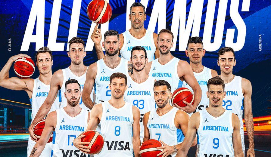 Argentina da su lista definitiva para los Juegos Olímpicos. Los 12 elegidos