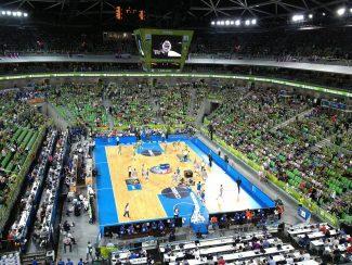 Las pistas de baloncesto con más capacidad del mundo