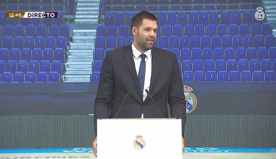 Las palabras de Felipe Reyes en su retirada: «Ha llegado el momento de poner punto y final»