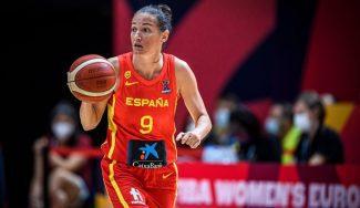 Laia Palau entra en el libro de los récords del EuroBasket