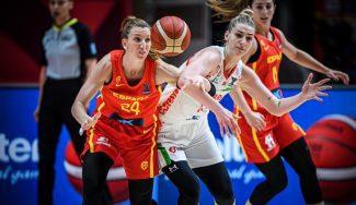España arranca el Eurobasket con derrota tras una canasta de Bentley sobre la bocina