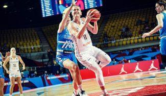 Emma Meesseman suma y sigue en el Eurobasket: 69 de valoración en 2 partidos