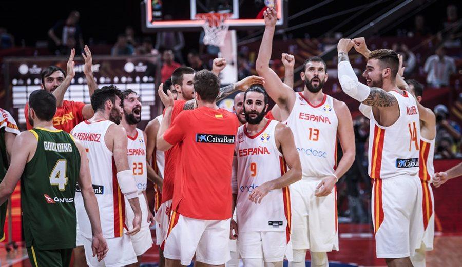La lista de 18 jugadores de España para preparar los Juegos Olímpicos