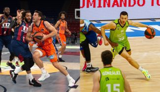El mercado, al instante: renovaciones en Valencia Basket y Urbas Fuenlabrada