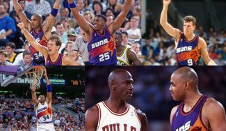 Los Phoenix Suns vuelven a unas Finales de la NBA 28 años después. ¿Quién jugaba en aquel equipo?