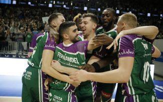 Novedades en Unicaja: Nuevo presidente interino y participarán en la Basketball Champions League