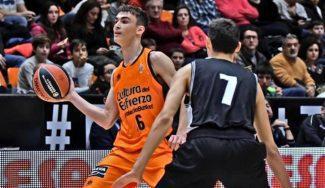 De Calahorra para el mundo: Millán Jiménez, la gran promesa de Valencia Basket