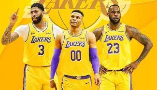 Bombazo en la NBA: Los Lakers fichan a Russell Westbrook a cambio de 3 jugadores