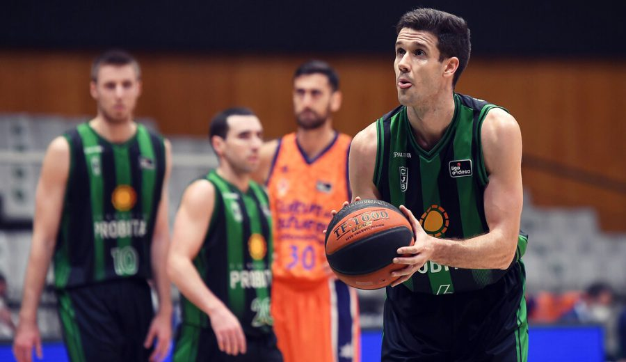 Xabi López-Arostegui paga su cláusula y jugará en Valencia Basket. Así lo ha anunciado el Joventut