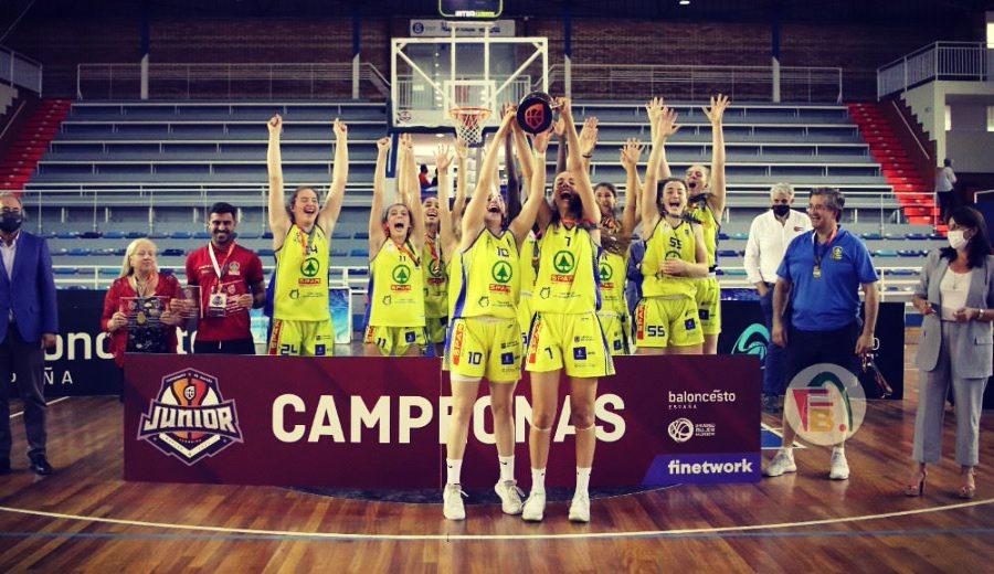 El cuadro de campeones. Todos los resultados de los Campeonatos de España de clubes