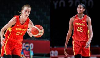 Los impresionantes números de Laura Gil y Astou Ndour, la pareja interior que lidera a España