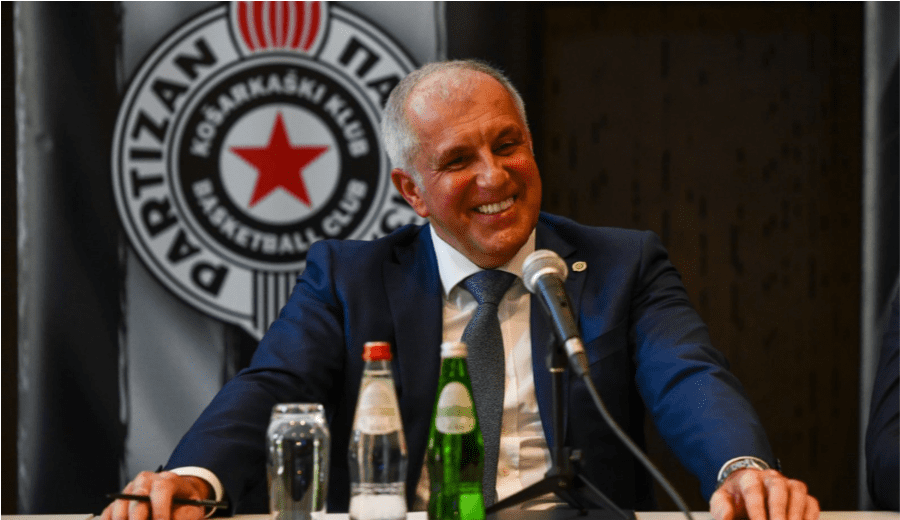 El nuevo Partizan de Obradovic: estos son los grande movimientos que está haciendo en el mercado