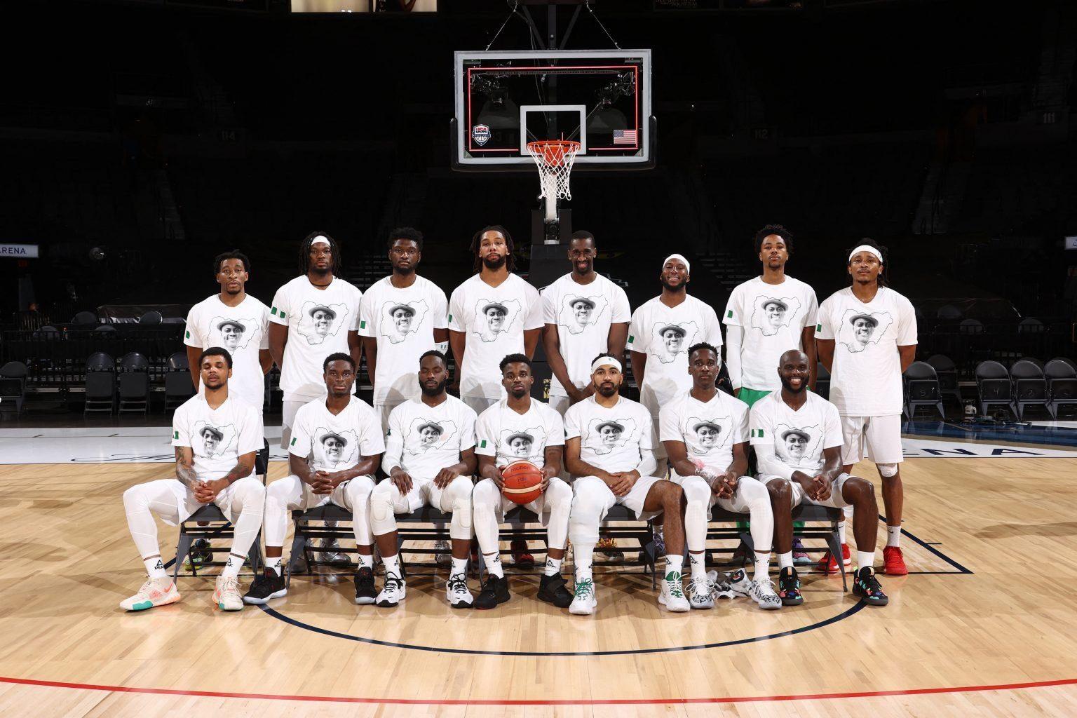 La lista de Nigeria para los Juegos Olímpicos: 12 jugadores con 8 NBA's