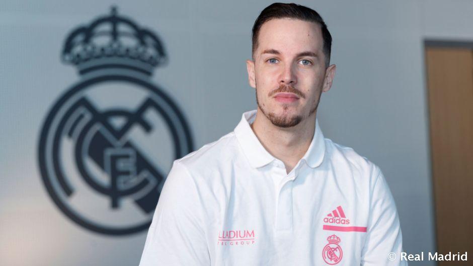 El Real Madrid hace oficial el fichaje de Heurtel por una temporada. Sus primeras palabras como jugador blanco