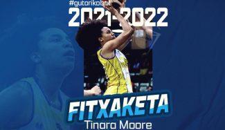 Tinara Moore, MVP de la Liga Femenina 2020, regresa de la mano de Gernika